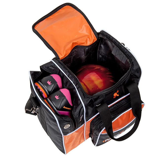 Moxy Deluxe Single Bowling Bag – Moxy Bowling