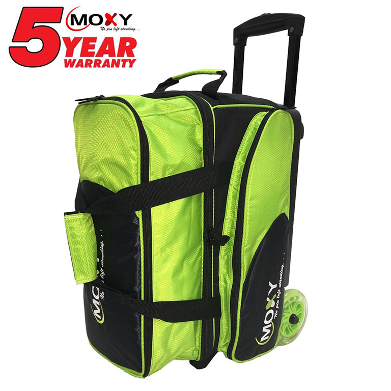 Moxy Blade Premium Double Roller Bowling Bag