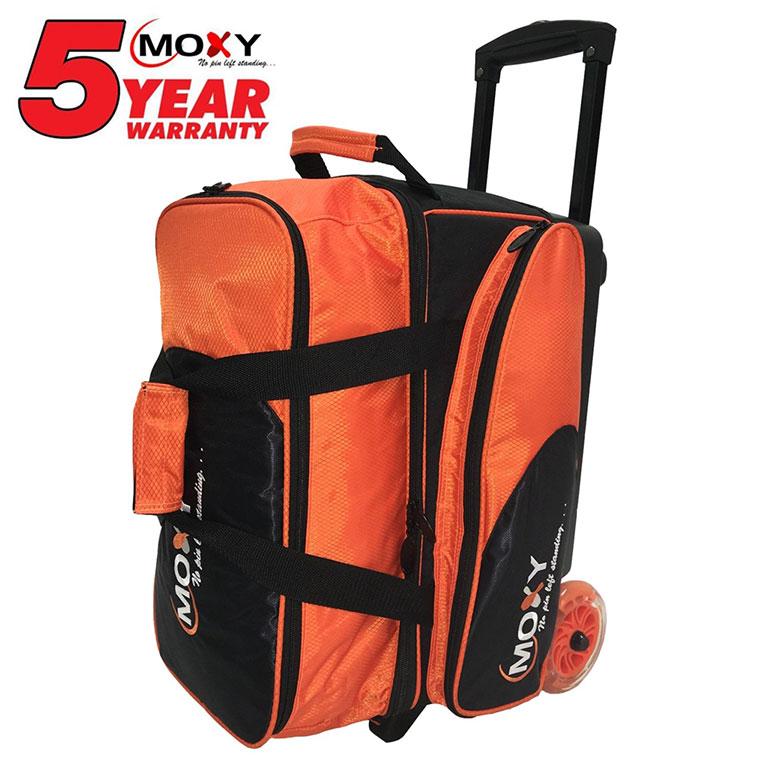 Moxy Blade Premium Double Roller Bowling Bag – Moxy Bowling
