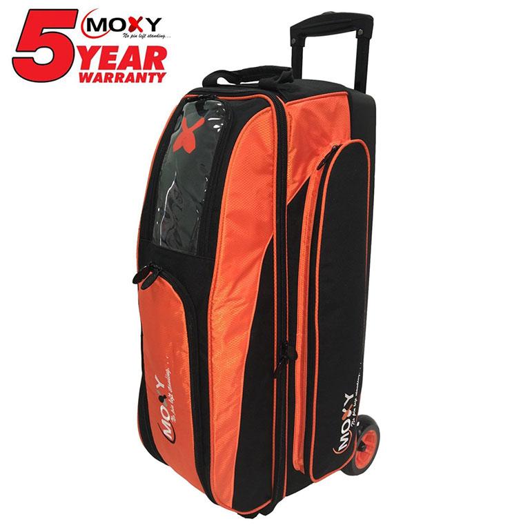 Moxy Blade Triple Roller Bowling Bag – Moxy Bowling