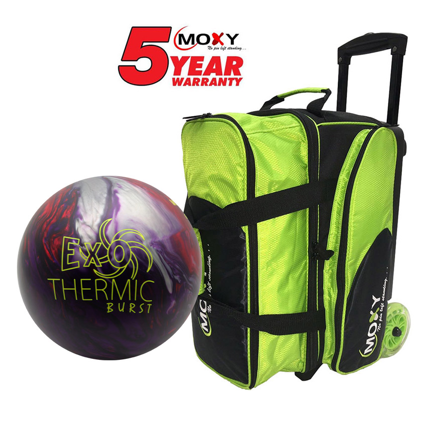 Moxy Exothermic Burst Ball and Blade Premium Double Roller Bag ... 470980bad175d
