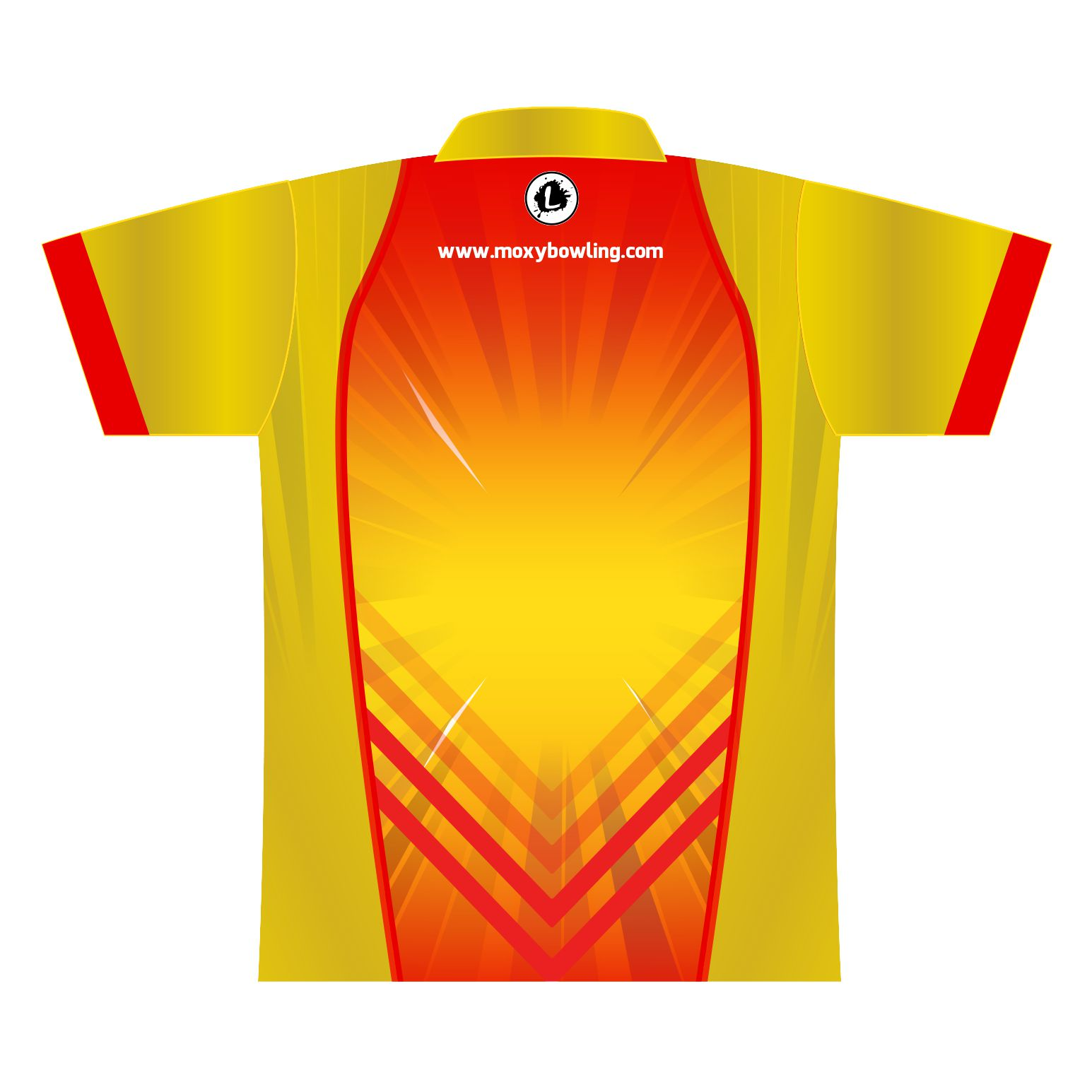 Flash Moxy Dye-Sublimated Jersey